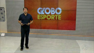 Confira a íntegra do Globo Esporte desta quinta-feira (07.11.19) - Acompanhe todas as notícias do esporte na Paraíba