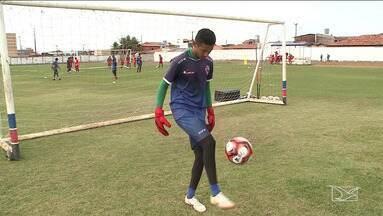 Maranhão se prepara para encarar o Juventude na 2ª rodada da Copa FMF - Após garantir goleada na estreia, Quadricolor busca a segunda vitória no torneio para dar sequência positiva na busca do acesso a Série D do Brasileiro 2020.