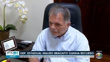 Deputado Mauro Bragato ganha recurso e se livra de condenação por improbidade - Julgamento foi realizado no Superior Tribunal de Justiça (STJ).