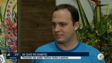 Mutirão De Olho no Diabetes será realizado no próximo sábado em Petrolina - O objetivo é prevenir alterações de diabetes na visão.