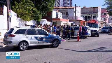 Homem é morto a tiros na Zona Sul de Aracaju - Moradores da região reclamam da falta de segurança.
