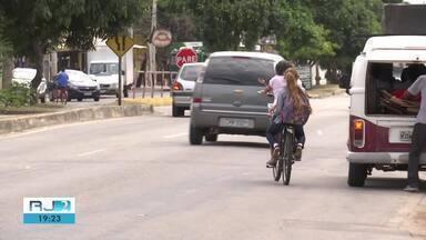 Campos tem duas pessoas atropeladas por dia; menino de 7 anos foi uma das últimas vítimas - Acidente aconteceu no final da tarde desta quarta-feira (6).