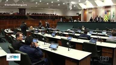 Deputados aprovam venda de 49% das ações da Saneago - Projeto de lei segue para assinatura do governo.