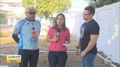 'Pedal da Paz' coloca em debate a segurança no trânsito de Macapá - Programação acontece às 16h30 de sábado (9).