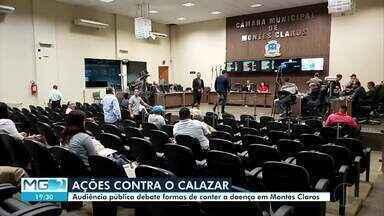 Audiência pública debate formas de conter o calazar em Montes Claros - Audiência foi realizada nesta quinta-feira.