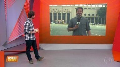 Palmeiras ao vivo: Luiz Adriano é dúvida para o clássico de sábado - Palmeiras ao vivo: Luiz Adriano é dúvida para o clássico de sábado