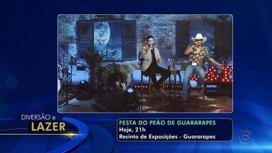 Confira os destaques da agenda cultural de Rio Preto e região - Confira os destaques da agenda cultural de Rio Preto e região deste final de semana.