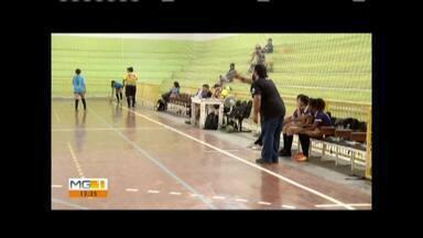 Confira os destaques do esporte desta sexta-feira (8) - Estudantes de Governador Valadares participam de jogos.