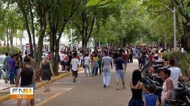 Estudantes do Oeste Paulista participam do 2º dia de provas do Enem - Gabarito será divulgado na quarta-feira (13).