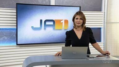 Confira os destaques do Jornal Anhanguera 1ª Edição de segunda-feira (11) - Programa é apresentado por Lilian Lynch.