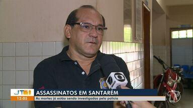 Três pessoas morreram assassinadas no fim de semana em Santarém - Delegacia de Homicídios continua as investigações para elucidar os casos.