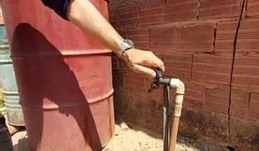 Metade da água potável produzida é desperdiçada e muitos locais sofrem com a falta d'água - Metade da água potável produzida é desperdiçada e muitos locais sofrem com a falta d'água
