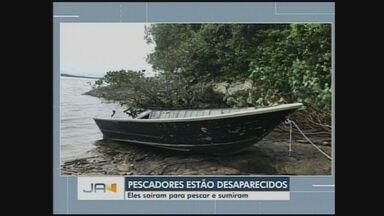 Três pescadores desaparecem na Baía da Babitonga, no Litoral Norte de Santa Catarina - Três pescadores desaparecem na Baía da Babitonga, no Litoral Norte de Santa Catarina
