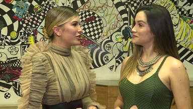 Lore Improta afirma que está solteira e fala dos projetos infantis com a dança - Bailarina participou do júri técnico do 'Dança dos Famosos'