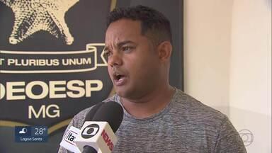 Polícia Civil já identificou suspeitos de injúria racial durante clássico deste domingo - Segurança prestou depoimento na tarde desta segunda-feira (11).