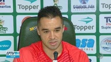 Guarani tem semana importante para confirmar permanência na Série B - O Bugre tem dois jogos para conquistar, no mínimo, três pontos e afastar o rebaixamento.
