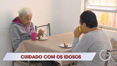 População idosa em SP devem aumentar até 2030, diz Seade - São José caminha para o envelhecimento da população.