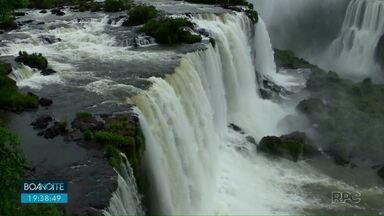Cataratas do Iguaçu: uma das Sete Maravilhas da Natureza - Oito anos após o título, Foz do Iguaçu ainda aguarda por mais benefícios.