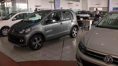 Preços dos carros vendidos no RS é o mais caro do país devido à tributação - Empresários querem que Secretaria da Fazenda faça revisão em decreto tributário.