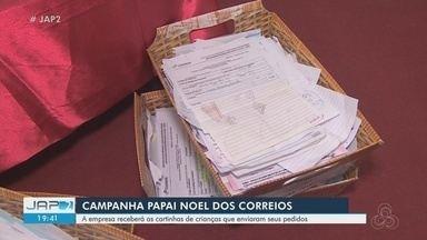 Começa a campanha Papai Noel dos Correios 2019 no Amapá; cartas já podem ser adotadas - Adoções podem ser feitas até 6 de dezembro.