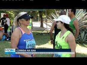 Atletas participam de corrida em Governador Valadares - Corrida reuniu amor pelo esporte e vontade de ajudar.