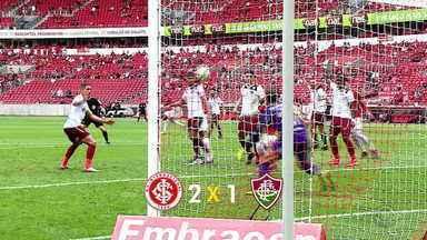 Dupla Gre-Nal tem jogos decisivos para garantir vaga na Libertadores 2020 neste domingo - Grêmio ganhou da Chapecoense e Inter, do Fluminense.