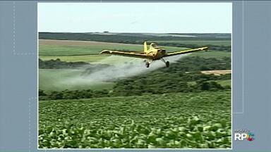 Lei que proíbe a pulverização de agrotóxicos em Cianorte já está em vigor - A lei foi publicada ontem no diário oficial do município.