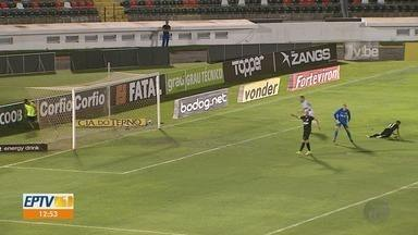 Botafogo-SP enfrenta Sport pela Série B do Campeonato Brasileiro - Jogo será às 21h30, no Estádio Santa Cruz, em Ribeirão Preto (SP).