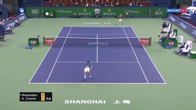 Masters 1000 - Xangai - Highlights