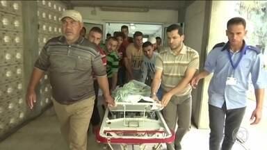 Ataques aéreos de Israel matam nove palestinos - Mortos chegam a 19 nas últimas 24 horas