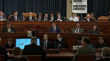 Inquérito de impeachment de Trump tem a primeira audiência pública - Embaixador dos EUA na Ucrânia foi ouvido nesta quarta.
