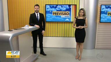Confira as notícias da previsão do tempo desta quinta-feira (14/11) - A jornalista Michele Costa traz as informações.