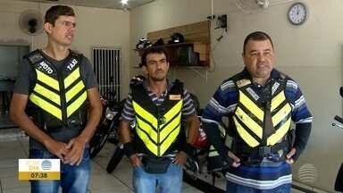 Mototaxistas têm dificuldades para fazer curso de reciclagem da profissão - Orientações não são oferecidas em Presidente Prudente.