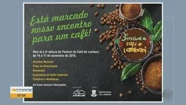 Veja as atrações do fim de semana no 'Em Cartaz' - Veja as atrações do fim de semana no 'Em Cartaz'