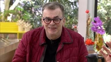 Walcyr Carrasco revela que novo personagem entrará na vida de Maria da Paz - Público tenta imaginar o final dos personagens de 'A Dona do Pedaço' e o autor da novela promete muitas surpresas na reta final