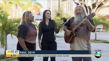 Musical Desconto está na programação do Fasc 2019 - Musical Desconto está na programação do Fasc 2019.