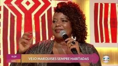 Margareth Menezes canta 'Querera' - Música faz parte do novo álbum da cantora