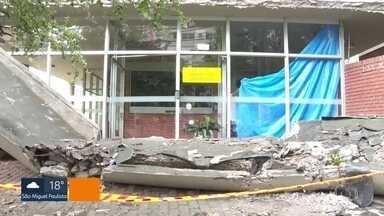 Marquises preocupam moradores do Cambuci - Desabamento retomou discussão em torno de manutenção de prédios.