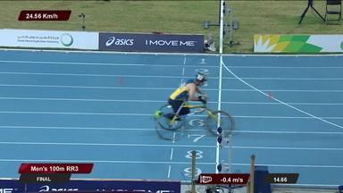 Brasil leva bronze em estreia de modalidade no Mundial de Atletismo Paralímpico - Brasil leva bronze em estreia de modalidade no Mundial de Atletismo Paralímpico