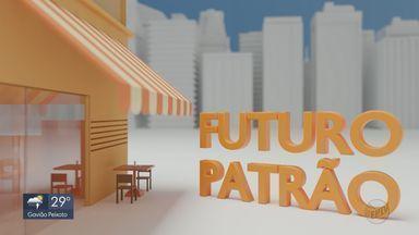 Série de reportagens 'Futuro Patrão' conta histórias de empreendedorismo - EPTV conta histórias de quem se viu sem nada e correu atrás do negócio por conta própria.