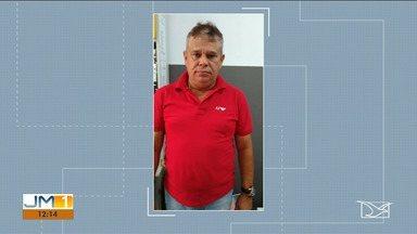 Delegacia regional cumpre mandado de busca e apreensão em Bacabal - Francisco Rógerio das Chagas, mais conhecido como Rogério Pitbull, foi autuado por crime de posse ilegal de arma de fogo. Segundo a polícia, Rogério é apontado como principal suspeito por causar pânico com de arma de fogo aos moradores da cidade.