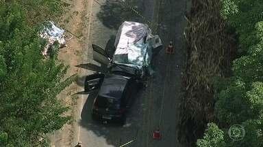 Acidentes deixam mortos em Pernambuco e Minas Gerais - O feriado mal começou e já foram registrados acidentes com vítimas nas estradas.