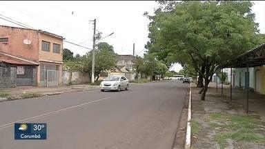 Em menos de 24 horas foram registrados dois acidentes graves em Corumbá - Em um dos casos, ciclista foi atropelado e está internado na Santa Casa de Corumbá