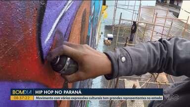 Meu Paraná fala da cultura do Hip-Hop - Movimento com várias expressões culturais tem grandes representantes no estado