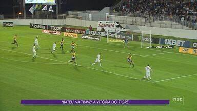 Bragantino empata com o Criciúma em confronto pela Série B - Bragantino empata com o Criciúma em confronto pela Série B