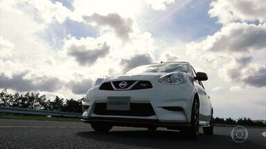 Esportivos japoneses: como preparadora trabalha modelos compactos - Veja ainda os 50 anos do Nissan 370 Z.