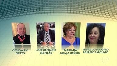 Operação da PF e do Ministério Público descobre esquema de venda de decisões judiciais - Presidente do TJ da Bahia e mais cinco magistrados são afastados por suspeita de venda de sentenças para favorecer a grilagem de terras no interior do estado.