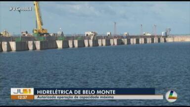 Aneel autoriza utilização da última turbina elétrica de Belo Monte - undefined