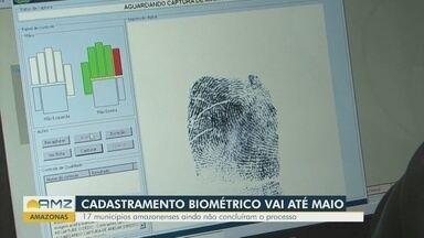 Em Humaitá, no AM, cadastramento biométrico é intensificado - 17 municípios ainda não concluíram o processo.