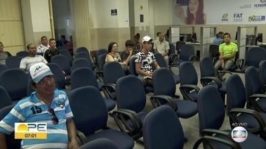 Secretário de Trabalho fala sobre ações para combater desemprego - Alberes Lopes afirmou que governo vem atuando em capacitação e incentivo para criar novas vagas.